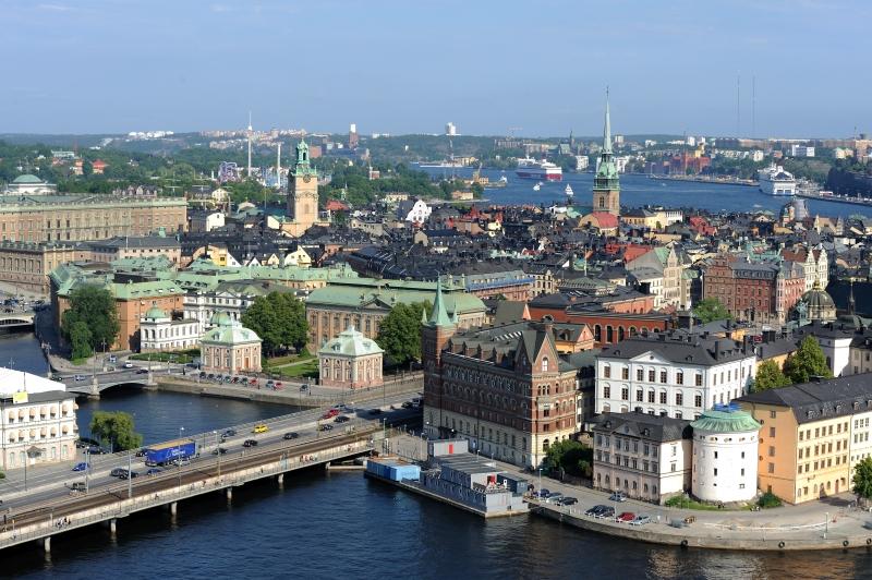 Stockholm översikt